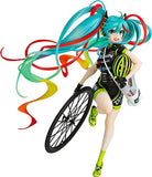 Thumbnail 1 for GOOD SMILE Racing - Hatsune Miku - 1/7 - Racing  2016, Team Ukyo Ver. (Max Factory)