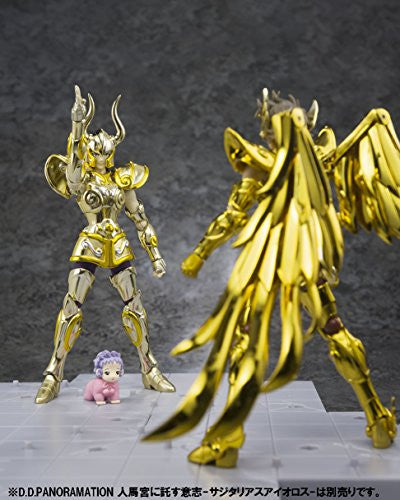 Image 4 for Saint Seiya - Capricorn Shura - D.D. Panoramation - Glittering Excalibur in the Palace of the Rock Goat (Bandai)