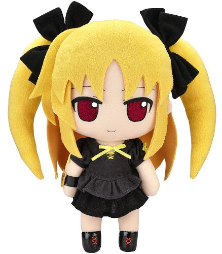 Image 1 for Mahou Shoujo Lyrical Nanoha The Movie 1st - Fate Testarossa - Nendoroid Plus - Casual Clothes Ver. - 022 (Gift)