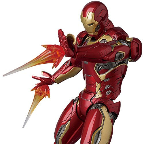 Image 4 for Avengers: Age of Ultron - Iron Man Mark XLV - Mafex No.022 (Medicom Toy)