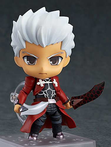 Image 2 for Fate/Stay Night Unlimited Blade Works - Archer - Nendoroid #486 - Super Movable Edition (Good Smile Company)