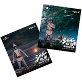 Thumbnail 2 for Silver Kamen Blu-ray Value Price Set Vol.5-6 [Limited Pressing]