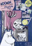 Thumbnail 1 for Moomin Stationery Set Book Design By Marble Sud Pink Ver. Book W/Extra
