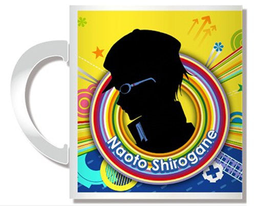 Image 1 for Persona 4: the Golden Animation - Shirogane Naoto - Mug (Penguin Parade)