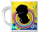 Thumbnail 1 for Persona 4: the Golden Animation - Shirogane Naoto - Mug (Penguin Parade)
