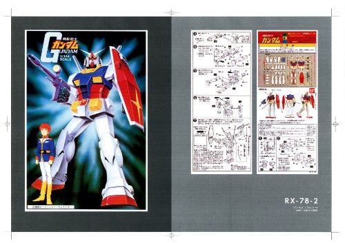 Image 4 for Gundam Pia Fan Book