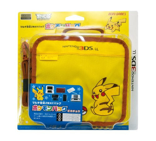 Image 1 for Pokemon Bag for 3DSLL (Pikachu)