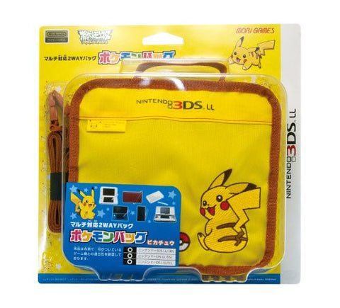 Image for Pokemon Bag for 3DSLL (Pikachu)