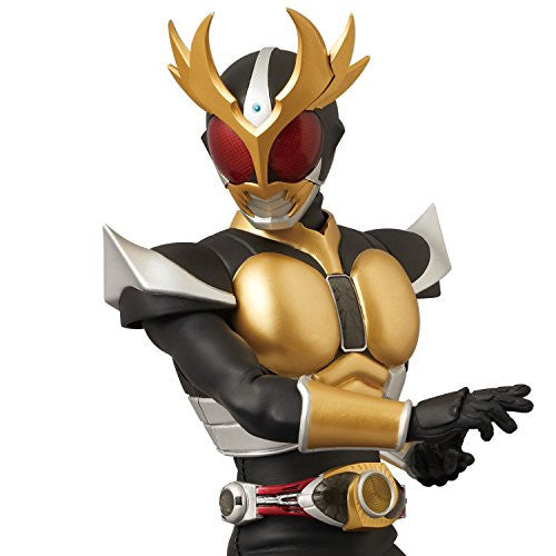Image 3 for Kamen Rider Agito - Kamen Rider Agito Ground Form - Real Action Heroes No.594 - 1/6 - Renewal ver. (Medicom Toy)