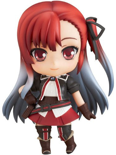 Image 1 for Senjou no Valkyria 3: Unrecorded Chronicles - Riela Marcellis - Nendoroid #164 (Good Smile Company)