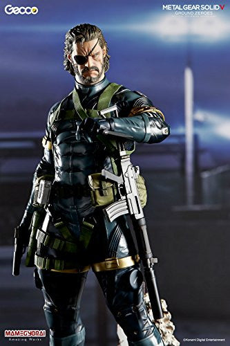 Image 3 for Metal Gear Solid V: Ground Zeroes - Naked Snake - 1/6 (Gecco, Mamegyorai)