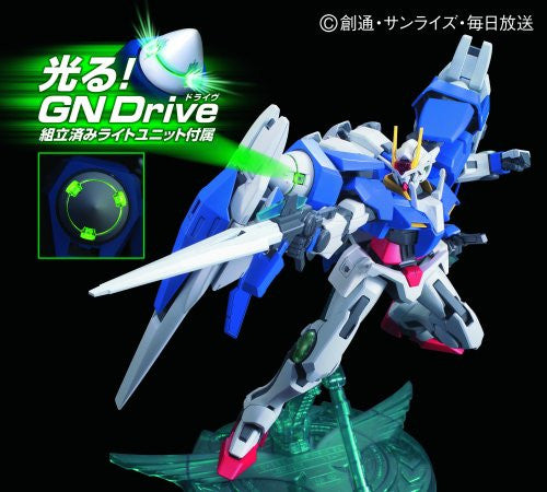 Image 1 for Kidou Senshi Gundam 00 - GN-0000 + GNR-010 00 Raiser - 1/100 Gundam 00 Model Series 13 - 1/100 (Bandai)