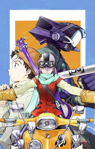 Image 6 for FLCL: Complete Collection