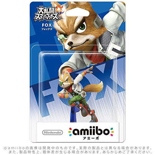Image 2 for amiibo Super Smash Bros. Series Figure (Fox)