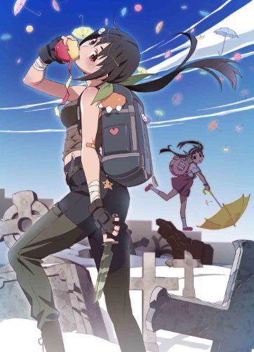 Image 1 for Kabukimonogatari Vol.2 Mayoi Kyonshi / Jiangshi Last Part [DVD+CD Limited Edition]