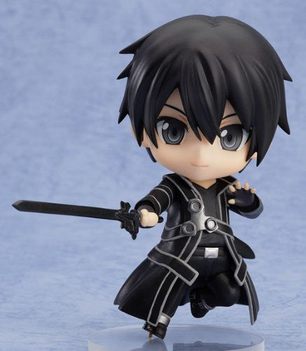 Image 2 for Sword Art Online - Kirito - Nendoroid #295 (Good Smile Company)