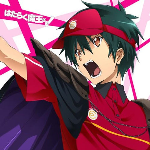 Image for Hataraku Maou-sama! - Maou Sadao - Towel - Mini Towel (ACG)