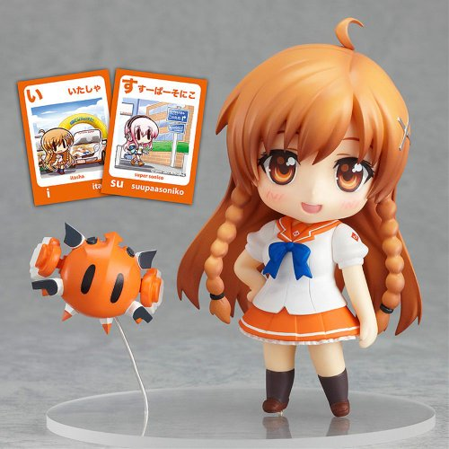 Image 7 for Culture Japan - Mirai Millennium - Suenaga Mirai - Nendoroid #271 (Good Smile Company)