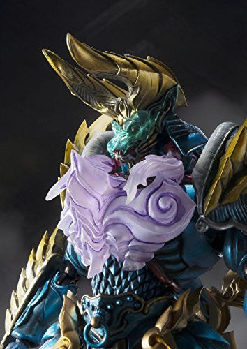 Image 11 for Monster Hunter - Hunter - Jinouga - S.H.Figuarts - Tamashii Mix (Bandai)