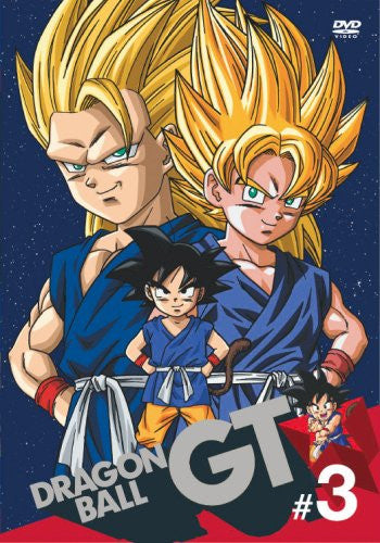 Image 1 for Dragon Ball GT #3