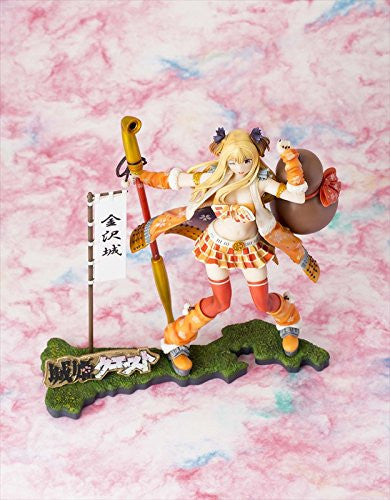 Image 8 for Shirohime Quest - Kanazawajou - 1/8 (New Vision Toys)