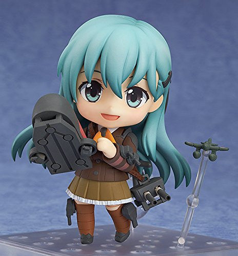 Image 3 for Kantai Collection ~Kan Colle~ - Suzuya - Nendoroid #482 (Good Smile Company)
