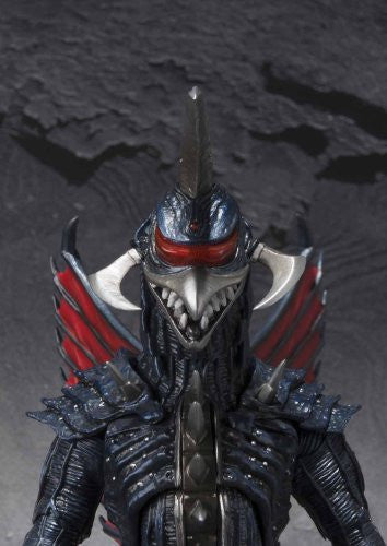 Image 3 for Gojira Final Wars - Gigan - S.H.MonsterArts - Final Wars ver. (Bandai)