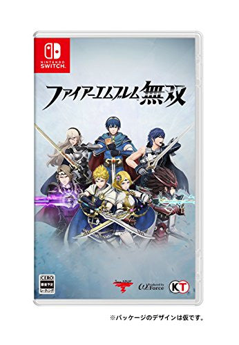 Image 1 for Fire Emblem Warriors - Amazon Limited