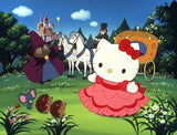Thumbnail 2 for Hello Kitty No Cinderella & Kero Kero Keroppi No Sanjyushi Sekai Meisaku Eiga Kan [HD Remastered Edition]