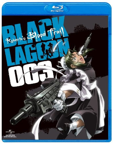 Image 2 for OVA Black Lagoon Roberta's Blood Trail 003