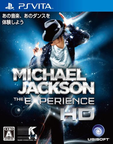 Image for Michael Jackson The Experience HD