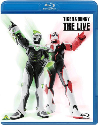 Image 3 for Tiger & Bunny The Live