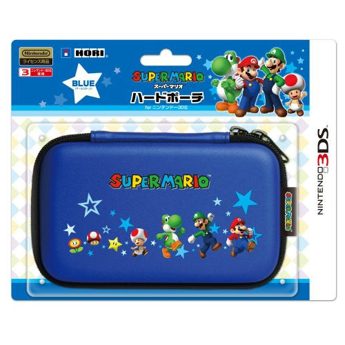 Image 1 for Super Mario Hard Pouch 3DS (All-Stars)