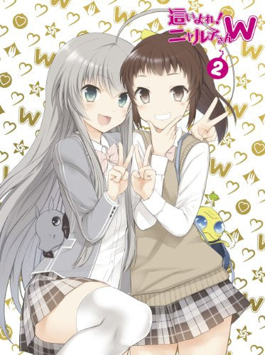 Image 1 for Haiyore Nyaruko-san W 2 [DVD+CD Limited Edition]