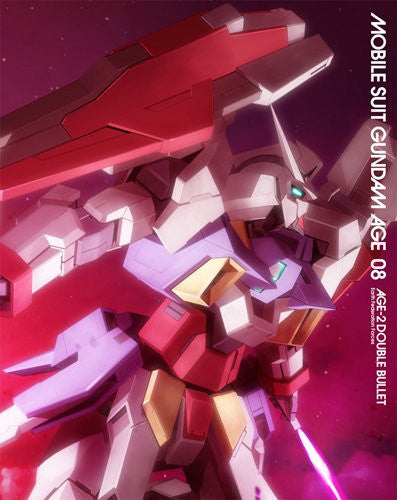 Image 1 for Mobile Suit Gundam Age Vol.8 [Deluxe Version Limited Edition]