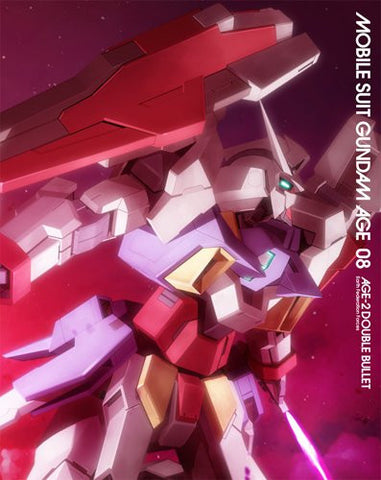 Image for Mobile Suit Gundam Age Vol.8 [Deluxe Version Limited Edition]