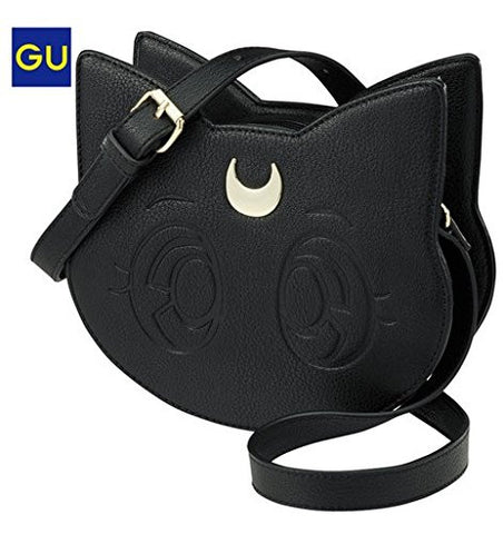 Image for Bishoujo Senshi Sailor Moon - GU Collaboration - Luna - Shoulder Bag
