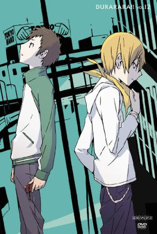 Image for Durarara Vol.12