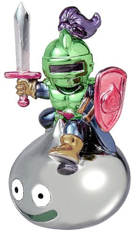 Dragon Quest - Metal Slime Knight - Metallic Monsters Gallery (Square Enix)