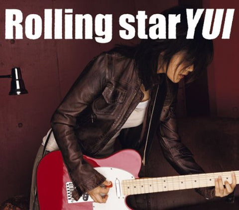 Image for Rolling star / YUI
