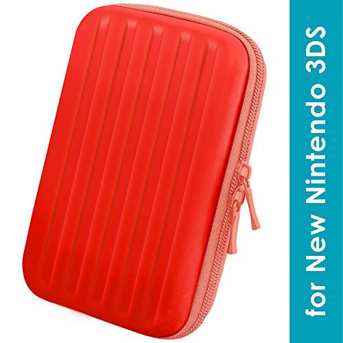 Image 2 for Trunk Case for New 3DS (Red)