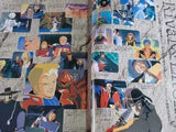 Thumbnail 5 for Yoshiyuki Tomino Complete Works 1964   1999 Illustration Art Book