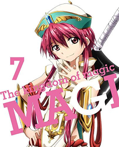Image 1 for Magi - Kingdom Of Magic Vol.7 [Limited Edition]