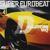 Thumbnail 1 for SUPER EUROBEAT presents Initial D Fifth Stage D SELECTION Vol.2
