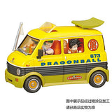Dragon Ball - Son Goku - Roshi - Yamcha - Kuririn - Mecha Colle - Mecha Collection Dragon Ball Vol. 7 - Kame-Sennin`s Wagon (Bandai) - 6