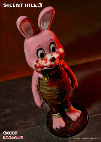 Image 4 for Silent Hill 3 - Robbie The Rabbit - 1/6 - Pink (Gecco, Mamegyorai)
