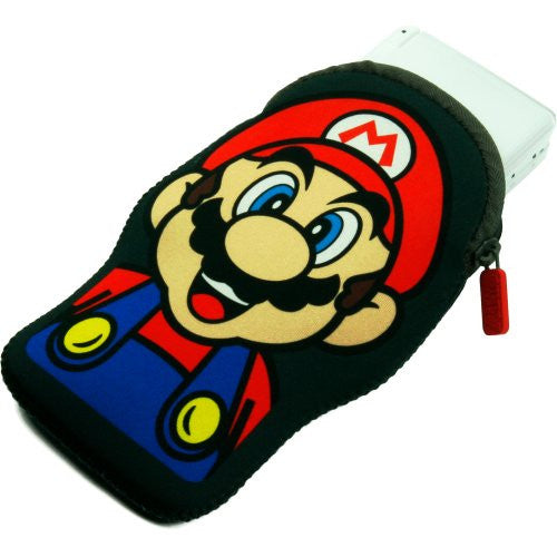 Image 2 for Neoprene Case for 3DS (Mario)