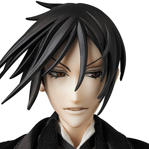 Image 4 for Kuroshitsuji ~Book of Circus~ - Sebastian Michaelis - Real Action Heroes No.689 - 1/6 (Medicom Toy)