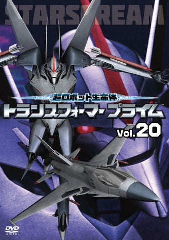 Image for Transformers Prime Vol.20