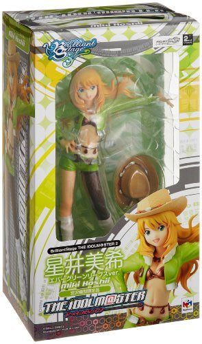 Image 1 for iDOLM@STER 2 - Hoshii Miki - Brilliant Stage - 1/7 - Evergreen Leaves ver. (MegaHouse)